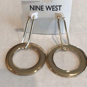 Nine West Brand New Dangling Earrings